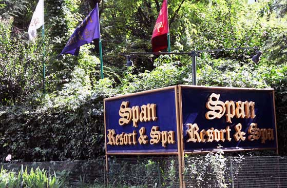 Welcome to Span Resort & Spa