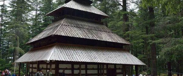 hidamba-temple